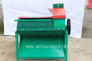 Apricot seed separator