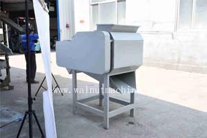 Automatic cashew nut sheller