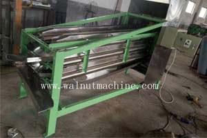 Cashew nut sieving machine
