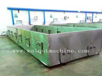 Walnut drying machine