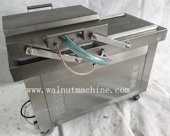 Easy-to-operate vacuum packing machine